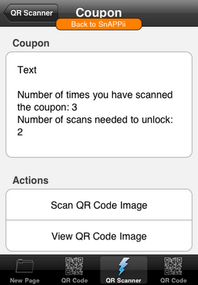 QR Code Implementation Support