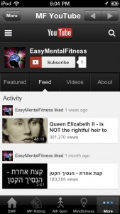Easy Mental Fitness