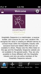Hospitality Grapevine