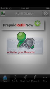 Prepaid Refill Now