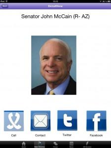 Virtual Lobbyist