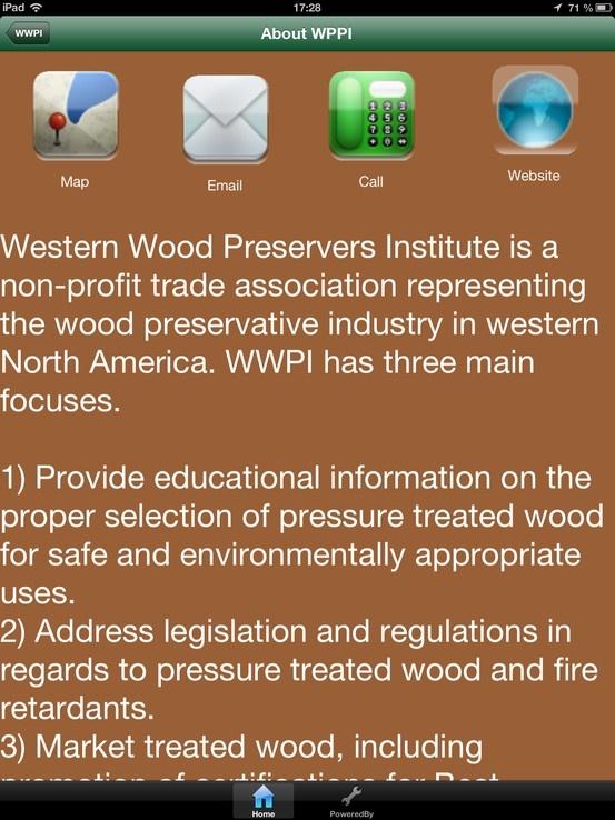 Wood Preservers Institute