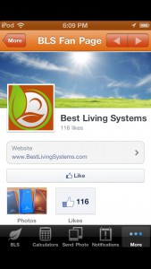 Best Living Systems