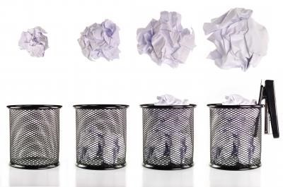 eliminate paperwork