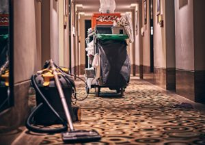 New Requirements of Cleaning in Hotels during the Pandemic and How to Control Their Observance